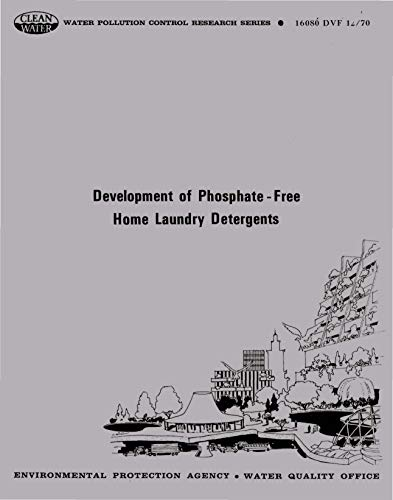 Development of Phosphate-Free Home Laundry Detergents