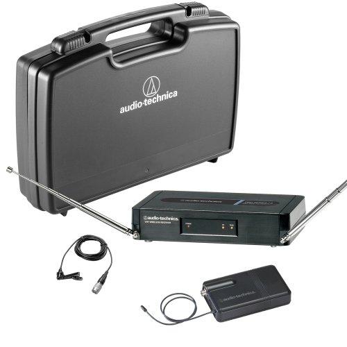UPC 042005176533, Audio Technica PRO SERIES 3 PRO301T2 VHF Lavalier Wireless Microphone System