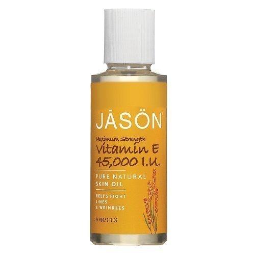 JASON Pure Beauty Oil, 45,000 IU Vitamin E Oil 2 fl (45000 Iu Vitamin)