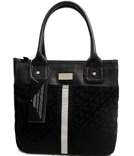 Women's Tommy Hilfiger Handbags Small Tommy - Black
