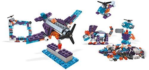 Mega Construx Inventions Space Brick Building Set
