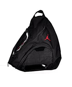 Amazon.com : Nike Jordan Jumpman Sling Black Patent/Red