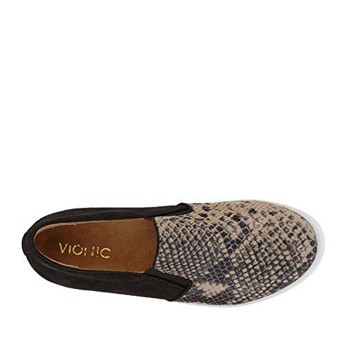 on Sneaker Natural Da 5 Donna Slip Snake 6 qATwHAt6