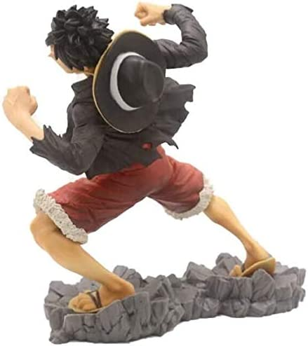 Anime Luffy Model Statue (15 cm) Model Toy Collection voor volwassenen en anime-fans