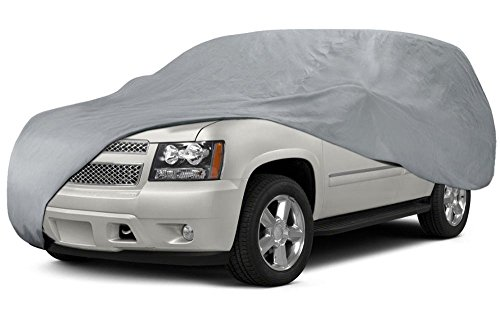 Motor Trend All Weather Waterproof Premium Van & SUV Cover UV Protection Up to 200