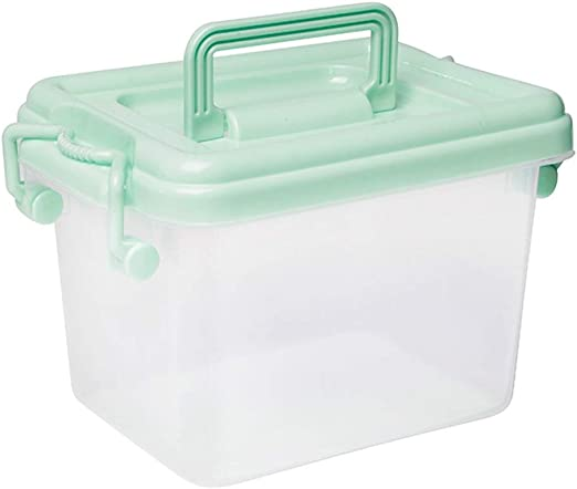 GLJJQMY Caja de Pastillas Caja de Almacenamiento de medicamentos ...