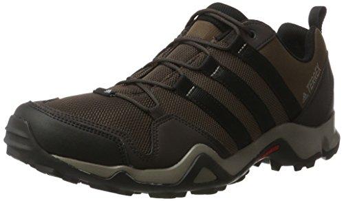 Adidas Terrex Ax2r, Zapatos de Senderismo Hombre Marrón (Marron/negbas/marnoc)
