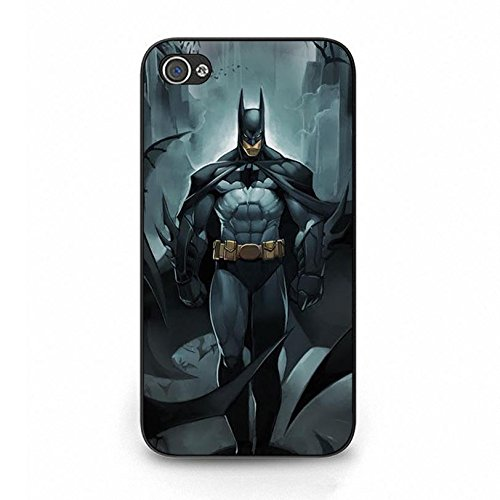 iPhone 44S Cover Shell Hot Modische Detective Comics Batmen Handy Schutzhülle DC Superman spezielle