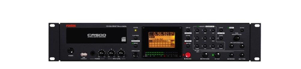 FOSTEX CD-R/RW マスターレコーダー CR500 B000JWDZVA
