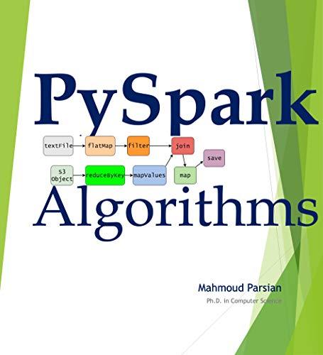 PySpark Algorithms » Let Me Read