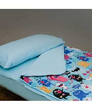 Saco NORDICO Ajustable Monster - Medidas Sacos Nórdicos Infantiles - Cama 105cm: Amazon.es: Hogar