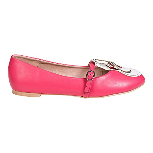 Manoletinas Banned Moondance Flat Shoes (Rosa) Rosa