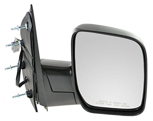 (Power Door Mirror Right RH Passenger Side for 07-08 Ford Van Econoline)