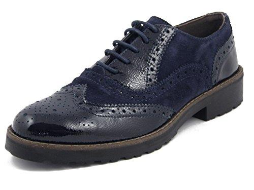 OSVALDO PERICOLI , Chaussures de ville à lacets pour femme