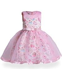 Girl Toddler Wedding Birthday Party Formal Dress