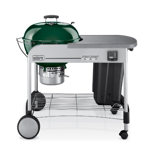 Weber 1437001 Performer Charcoal Grill