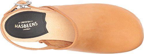 Jill Clog Nature Swedish Women's Hasbeens Eqwx7fR