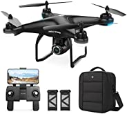 Holy Stone HS120D GPS Drone with Camera for Adults 2K UHD FPV, Quadcotper with Auto Return Home, Follow Me, Al