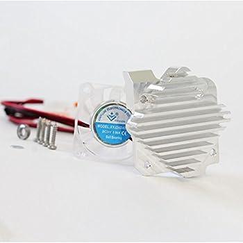 3DMakerWorld E3D Titan Aero Upgrade Kit - 1.75mm, 12v