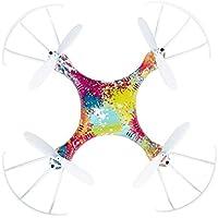 Newest Camo Mini Pocket Drone Headless Mode 2.4Ghz LED RC Quadcopter One-Key Return