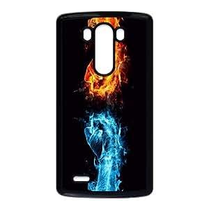 Blue LG G3 Cell Phone Case Black AMS0671229