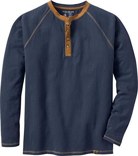 Legendary Whitetails Men's Recluse Henley Long Sleeve Shirt