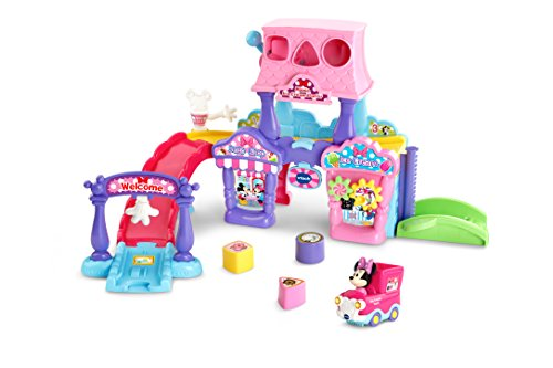 VTech Go! Go! Smart Wheels Minnie Ice Cream Parlor