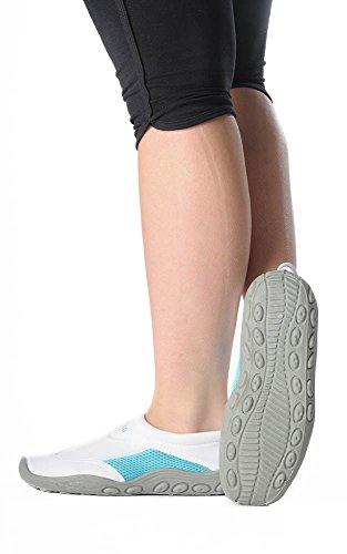 Activités Weiß Beco Spécial Chaussures Homme Pour türkis Nautiques EnE1qwYp