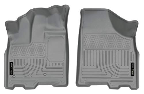 - Husky Liners Front Floor Liners Fits 11-19 Sienna