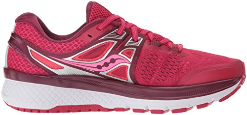 Saucony Pink Iso Berry Pink Running Women's 3 Triumph Silver AUqwrA