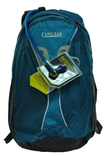 Camelbak Day Star 70 oz Hydration Pack, Blue Moon/River Blue, Outdoor Stuffs