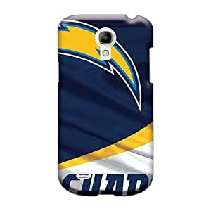 Scratch Resistant Hard Cell-phone Cases For Samsung Galaxy S4 Mini (vmv26826Wyou) Support Personal Customs HD San Diego Chargers Skin