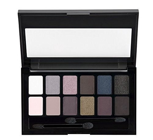 Maybelline® Multiple Colors Eyeshadow Palette - 010 The Rock Nudes - .34 oz by Illuminations Illumination Eye Color