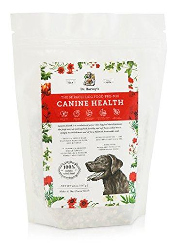 Dr. Harvey's Canine Health Miracle Dog Food, 20oz