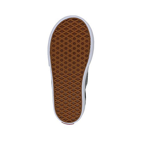 ec61d86c7b Vans Toddler Authentic (Q6I) (Shimmer Jersey) Gray Pink VN0A38E8Q6I Shoes