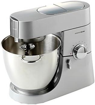 Kenwood KM005 - Robot de cocina (Plata, 8 kg, 32,8 cm, 40,8 cm, Acero inoxidable, Aluminio): Amazon.es: Hogar