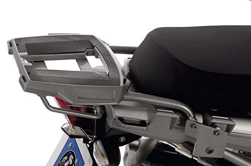Hepco & Becker Alurack Topcase Mount/Luggage Rack - BMW R1200GS - Black - 650.655 01 01 Hepco Becker Top Case