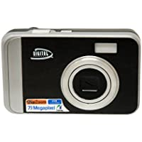 Digital Concepts 7.1 MP Digital Camera with 3x Optical Zoom (Black)