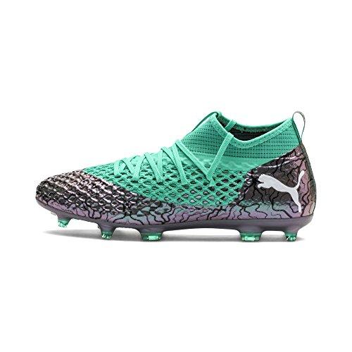 green Fußballschuhe Shift AG Fg black Future Herren white 2 Puma 2 Netfit Color z0vwxqF