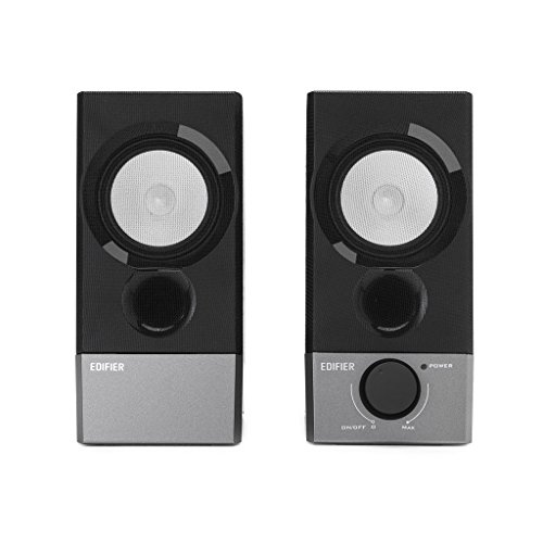 Edifier R19U Compact 2.0 Speakers Powered by USB Supports Windows 10 and Mac OS X 10.12 Sierra by Edifier (Image #3)