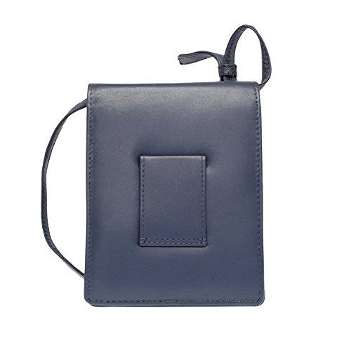 Voi Borsa con passante per cintura morbido il più venduto 10063 Unisex Blu