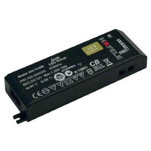 Loox Led - Loox LED 12V Driver in Black