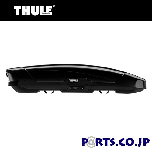 Thule Motion XT Sport 品番:6296B 色:ブラックグロッシー B0736RPCCC