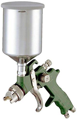 Transtar 6617 1.7mm HVLP Spray Gun with 1.7mm Fluid Orifice