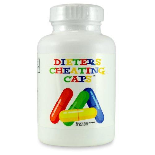 Diète tricherie CAPS - Carb Fat Blocker - perte de poids Diet Pill