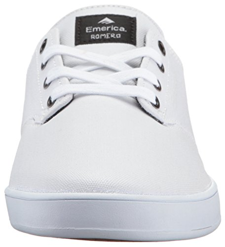 Emerica The Romero Laced Blue White Gum Scarpe Da Skateboard Uomo White white black