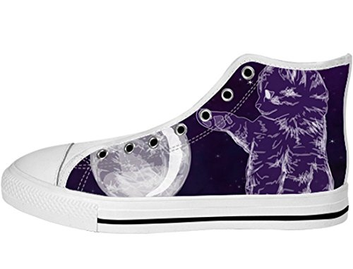 Womens Canvas High Top Shoes Canvas Shoes17 k8UvF