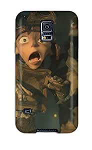 Awesome AhCNOcx5328JkvmG DavidEr Defender Tpu Hard Case Cover For Galaxy S5- The Boxtrolls