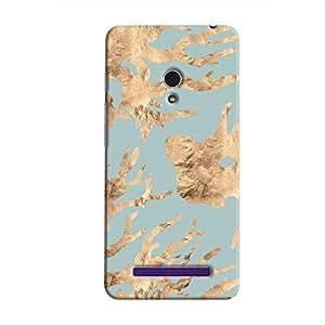 Cover It Up - Blue Nature PrintZenfone 5 Hard case