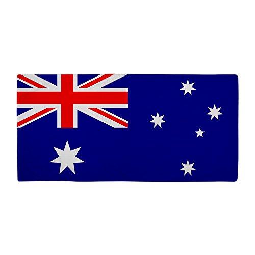 Australia Towel - CafePress Flag of Australia Large Beach Towel, Soft 30